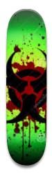 Bloody toxic Park Skateboard 8.5 x 32.463