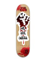 We Are UneeQ Banger Park Skateboard 8 x 31 3/4