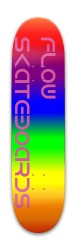TIDIE deck flow skateboards Park Skateboard 8 x 31.775
