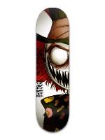 mad hatter Banger Park Complete Skateboard 8.5 x 32 1/8