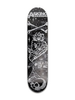 Banger Park Complete Skateboard 7 3/8 x 31 1/8