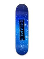 A Starry Night Banger Park Skateboard 8 x 31 3/4