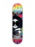blind tye dye Banger Park Skateboard 8 x 31 3/4