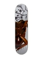 Werds Banger Park Skateboard 8 x 31 3/4