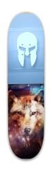 Titan&wolf Park Skateboard 8 x 31.775