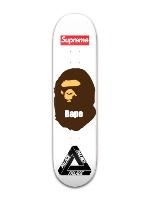 Hypebeast 101 Banger Park Skateboard 8 x 31 3/4