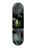Stonerz r us Banger Park Skateboard 8.5 x 32 1/8