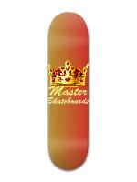 Master skateboard Banger Park Skateboard 8 x 31 3/4