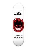 SPITFIRE Banger Park Skateboard 8 x 31 3/4