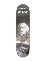 Fisher of Men Banger Park Skateboard 8 x 31 3/4