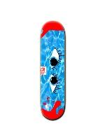 Una's Original Pool Eyes Banger Park Skateboard 8 1/4  x 32