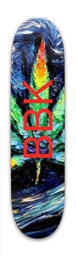 BBK Park Skateboard 8 x 31.775