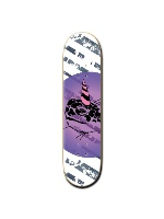 TurtleHorn Tags Banger Park Skateboard 8 1/4  x 32
