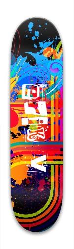 dope skate board Park Skateboard 8 x 31.775