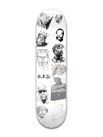 Legends Banger Park Skateboard 8 x 31 3/4
