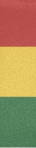 Rasta pasta Custom longboard griptape