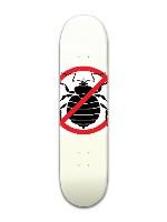 no bug board Banger Park Complete Skateboard 7 7/8 x 31 5/8
