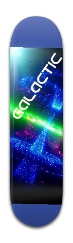 Galactic Banger Park Skateboard 8 x 31 3/4