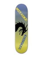 Dragons Park Complete Skateboard 8 x 31 3/4