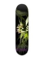 R2ARC PRO MODEL Banger Park Skateboard 8 x 31 3/4