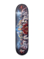 Incredible True Story Banger Park Skateboard 8 x 31 3/4