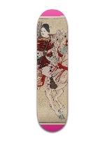 To Battle Banger Park Skateboard 8 x 31 3/4