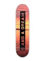 BC Sunsets Banger Park Skateboard 8 x 31 3/4