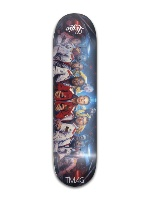 The Incredible True Story / TMAG Banger Park Skateboard 8 x 31 3/4