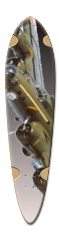 B-17 Dart Skateboard Deck v2