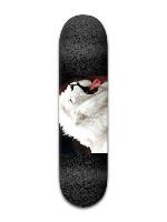 Lion Man Banger Park Skateboard 8 x 31 3/4