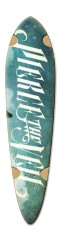 Pierce The Veil Dart Complete Skateboard Deck v2
