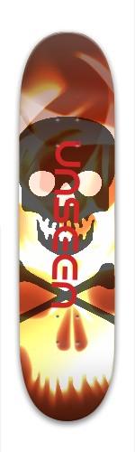 Unseen Park Skateboard 8 x 31.775