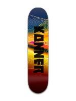 Konners skateboard Banger Park Skateboard 7 3/8 x 31 1/8