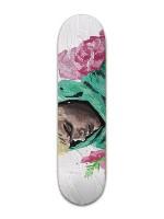 Oliver//Chlorine Banger Park Skateboard 8 x 31 3/4