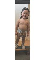 Baby Nano Custom skateboard griptape