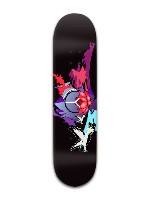 Peace of Mind Banger Park Skateboard 8 x 31 3/4