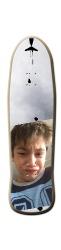 Still Skate funny Poolfish Cruiser 8.5 x 32