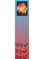 Bronders Custom longboard griptape