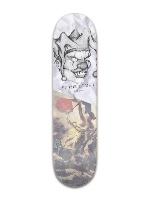 OFF THE COME UP skate Banger Park Skateboard 8 x 31 3/4