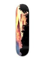 Fire In The Sky Banger Park Skateboard 8 x 31 3/4