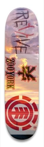 cloud Park Skateboard 8.5 x 32.463