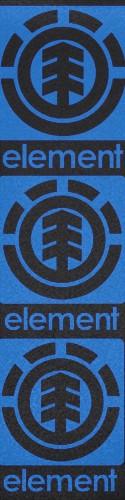 element skate blue Custom skateboard griptape