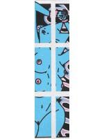 LEONNNNNNNNN Custom skateboard griptape