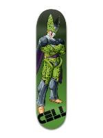 DBZ Cell Banger Park Skateboard 8 x 31 3/4
