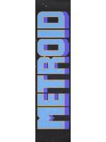 Metroid NES Logo Custom skateboard griptape