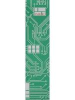 Circut Custom longboard griptape