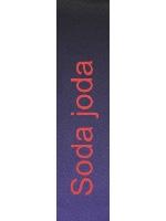 Soda joda Custom longboard griptape