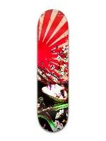 Cool Japanese Banger Park Skateboard 8 x 31 3/4