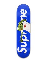 Supreme Kermit Blue Banger Park Skateboard 8 x 31 3/4