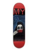 Coffee Banger Park Skateboard 8.5 x 32 1/8